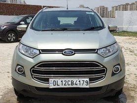 2014 Ford EcoSport  1.5 DV5 MT Titanium Optional for sale
