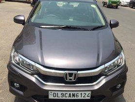 2017 Honda City V MT Petrol for sale in New Delhi