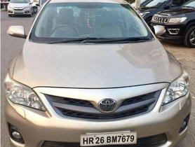 2011 Toyota Corolla Altis G Diesel MT for sale in Gurgaon