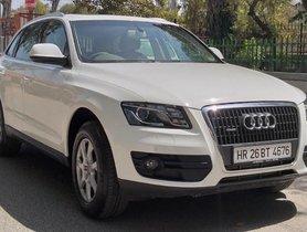 2012 Audi Q5 2.0 TDI Premium Plus Diesel MT for sale in Gurgaon