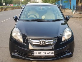 Used Honda Amaze S Petrol MT car at low price