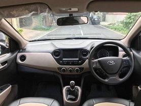 Used 2017 Hyundai Grand i10  1.2 Kappa Sportz Option MT for sale