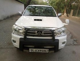 Toyota Fortuner 3.0 Diesel MT for sale