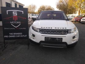 Used 2013 Land Rover Range Rover Evoque AT for sale