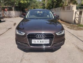 2014 Audi A4 2.0 TDI 177 Bhp Technology Edition AT for sale