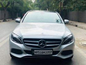 Used Mercedes Benz C-Class  C 220 CDI BE Avantgare AT car at low price