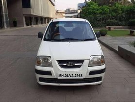 Used Hyundai Santro car MT at low price
