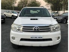 Toyota Fortuner 4x4 MT for sale