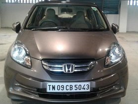 Used Honda Amaze S i-Vtech MT 2015 for sale