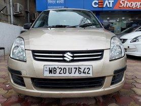 Used 2010 Maruti Suzuki Dzire  LDI MT for sale