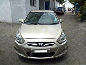 Hyundai Verna 1.6 EX VTVT MT 2013 for sale