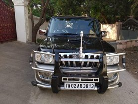 2011 Mahindra Scorpio  VLX 4WD AIRBAG BSIV MT for sale at low price