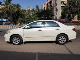 2008 Toyota Corolla Altis VL AT for sale at low price