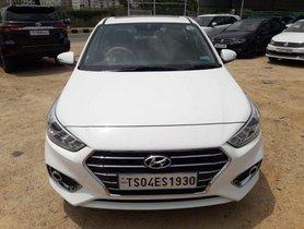 Used 2017 Hyundai Verna  1.6 CRDI SX Option MT for sale