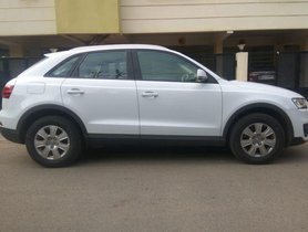 Used 2015 Audi Q3 35 TDI Quattro Technology AT for sale