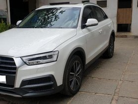 Used Audi Q3  35 TDI Quattro Technology AT car at low price
