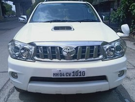 2011 Toyota Fortuner 3.0 Diesel MT for sale