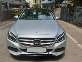2017 Mercedes Benz C-Class AT for sale at low price