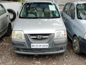 Used Hyundai Santro Xing XL eRLX Euro II MT car at low price