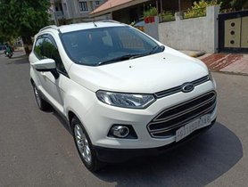 Used Ford EcoSport 1.5 DV5 MT Titanium Optional 2013 for sale