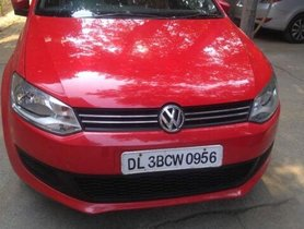 2012 Volkswagen Polo Petrol Trendline 1.2L MT for sale