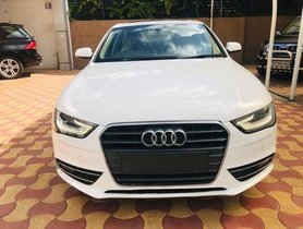 Audi A4 New  2.0 TDI Multitronic AT 2013 for sale