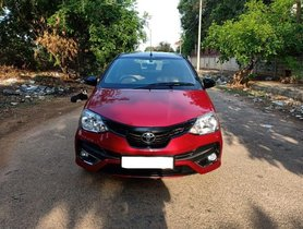 Toyota Etios Liva 1.2 VX Dual Tone MT for sale