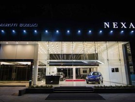 Maruti WagonR Electric Car Will Be Retailed Via NEXA Outlet
