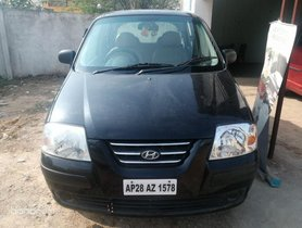 Used 2008 Hyundai Santro Xing GLS MT for sale