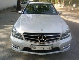 Mercedes-Benz C-Class C 220 CDI Celebration Edition AT for sale