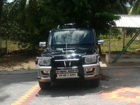 Used Mahindra Scorpio  VLX 2WD BSIV MT car at low price