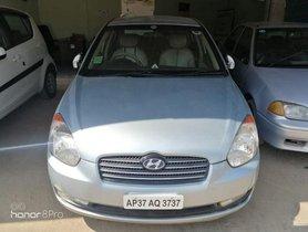 Hyundai Verna CRDi MT 2007 for sale