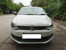 Used Volkswagen Polo Petrol Trendline 1.2L MT car at low price