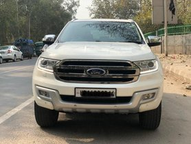 2017 Ford Endeavour  3.2 Titanium AT 4X4 for sale at low price