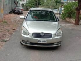 Used Hyundai Verna CRDi MT 2008 for sale