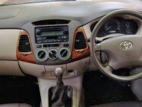 Toyota Innova MT 2004-2011 2007 for sale