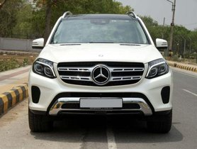 Used Mercedes Benz GLS AT car at low price