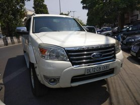 2011 Ford Endeavour 2.5L 4X2 MT for sale at low price