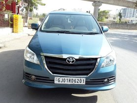 Toyota Innova 2.5 GX (Diesel) 7 Seater MT for sale