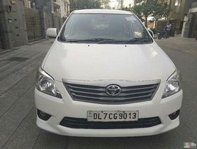 Used Toyota Innova 2.5 GX 7 STR BSIV MT car at low price