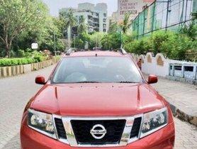 Nissan Terrano XL MT 2014 for sale