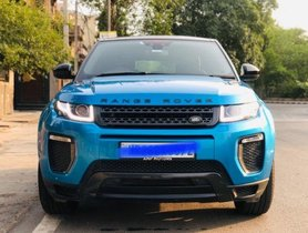 Used Land Rover Range Rover Evoque 2.0 TD4 HSE Dynamic AT 2018 for sale