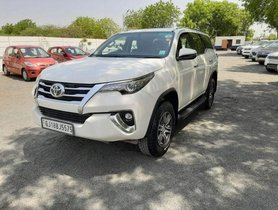 2018 Toyota Fortuner 2.8 2WD AT for sale