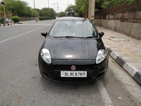 Used Fiat Punto 1.3 Active MT car at low price