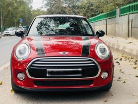 Used Mini Cooper 3 DOOR  Cooper D AT car at low price