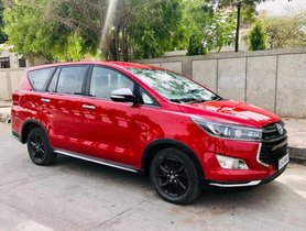Toyota Innova Crysta Touring Sport AT 2017 for sale
