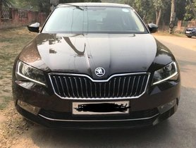 Skoda Superb Style 2.0 TDI AT 2017 for sale