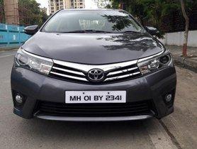 Used Toyota Corolla Altis 1.8 VL CVT AT car at low price