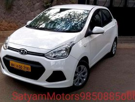 2017 Hyundai Xcent MT for sale at low price