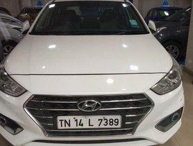 Hyundai Verna  1.6 CRDi AT SX 2017 for sale